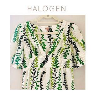 Nordstrom Halogen Boho Kimono Style Top